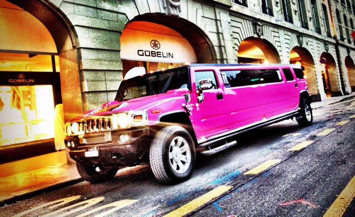 Limousine Mieten Thun